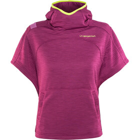 La Sportiva Punch-It Poncho Dames, plum/purple